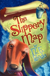 Slippery Map cover